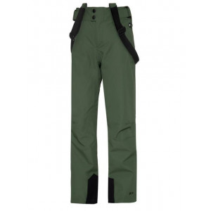 Pantaloni Protest Bork Jr Dark Green Juniori Verde