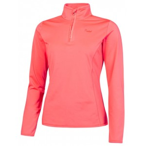 Bluza First Layer Femei Protest Fabrizoy 1/4 Zip Top Roz