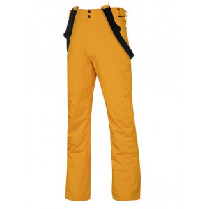 Pantaloni Protest Miikka 19 Dark Yellow Barbati Galben