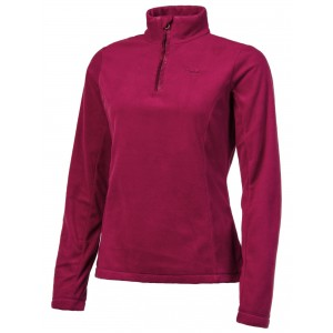 Polar Femei Protest Mutey 1/4 Zip Top Violet