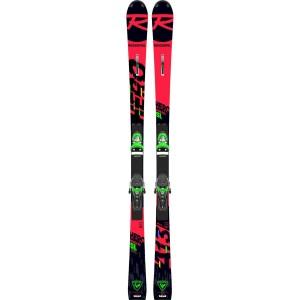 Skiuri cu Legaturi Unisex Rossignol HERO ATHL.157 FSLR22/SPX15 RKB Multicolor