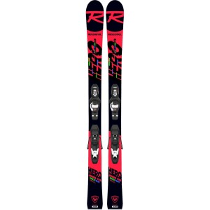 Skiuri cu Legaturi Copii Rossignol HERO JR MULTI-EVENT/KID 4GW Multicolor