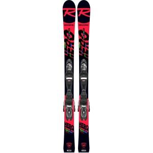 Skiuri cu Legaturi Copii Rossignol HERO JR MULTI-EVENT/XP 7 GW Multicolor