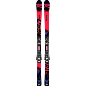 Skiuri cu Legaturi Unisex Rossignol HERO ATHL. GS PRO/SPX10 GW BI Multicolor