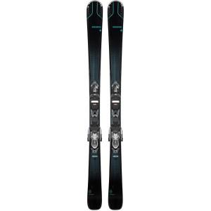 Skiuri cu Legaturi Femei Rossignol EXPERIENCE 80 CIW XP/XP W11 GW Negru