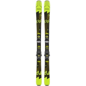 Skiuri cu Legaturi Barbati Rossignol EXPERIENCE 84AI Y K/NX12 K.GW Multicolor