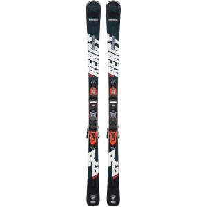Skiuri cu Legaturi Barbati Rossignol REACT 6 COMPACT/XP11 GW BK/HR Multicolor