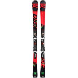Skiuri cu Legaturi Unisex Rossignol HERO ELITE ST TI K/SPX14 K.GWB Multicolor