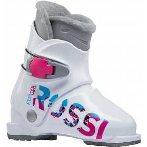 Clapari Copii Rossignol Fun Girl J1 2019 Alb