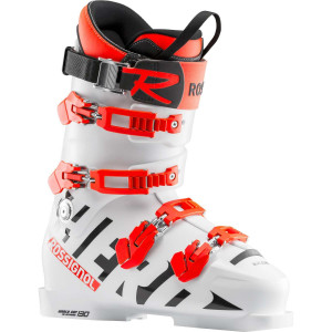 Clapari Ski Unisex Rossignol Hero World Cup 130 White