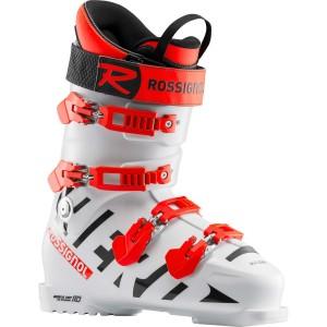 Clapari Ski Unisex Rossignol Hero World Cup 110 Med White