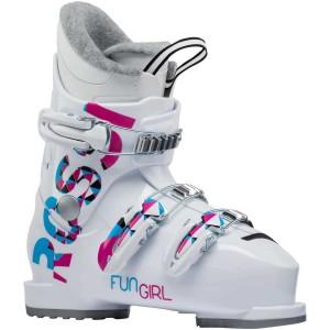 Clapari Ski Copii Rossignol Fun Girl J3 (White)