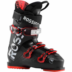 Clapari Ski Barbati Rossignol Evo 70 - Black/Red