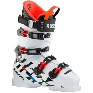 Clapari Ski Unisex Rossignol HERO WORLD CUP 140 Alb