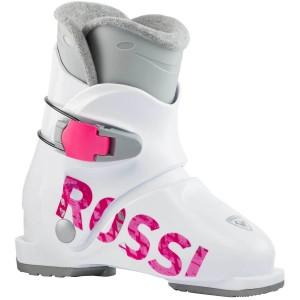 Clapari Ski Copii Rossignol FUN GIRL 1 Alb
