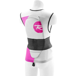 Protectie Spate Ski Femei Rossignol Rpg Vest W - Sas Tec Black (Negru)