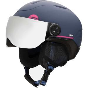 Casca Ski Copii Rossignol Whoopee Visor Impacts Blue/Pink (Albastru)