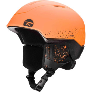 Casca Ski Copii Rossignol Whoopee Impacts Led Orange (Portocaliu)