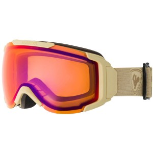 Ochelari Ski si Snowboard Unisex Rossignol Maverick HP Sonar Bej