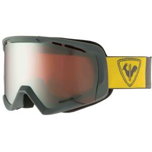 Ochelari Ski si Snowboard Unisex Rossignol Spiral Mirror Gri