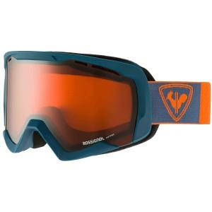 Ochelari Ski si Snowboard Unisex Rossignol Spiral Albastru