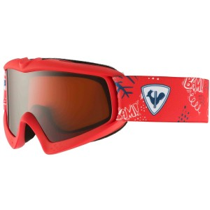 Ochelari Ski si Snowboard Copii Rossignol Raffish S Super Roostie Rosu