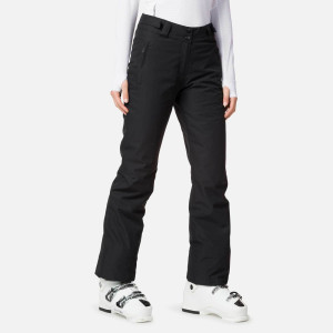 Pantaloni Ski Femei Rossignol W Rapide Pant Black (Negru)
