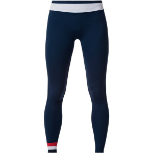 Pantaloni First Layer Femei Rossignol W Droite Underwear Tight Dark Navy (Bleumarin)
