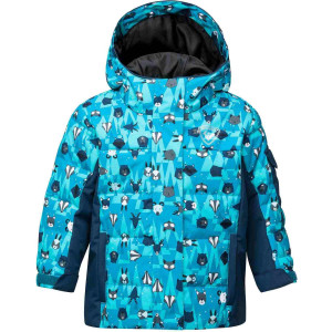 Geaca Ski Copii Rossignol Kid Flocon Pr Jkt Tiny Forest (Bleumarin)