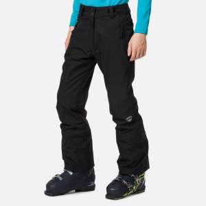 Pantaloni Ski Copii Rossignol Boy Ski Pant Black (Negru)