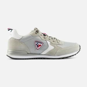 Pantofi Sport Barbati Rossignol Heritage Gri