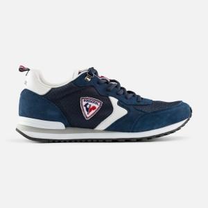 Pantofi Sport Barbati Rossignol Heritage Bleumarin