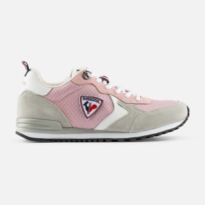 Pantofi Sport Femei Rossignol W Heritage Roz