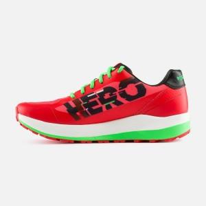 Pantofi Alergare Barbati Rossignol RSC Hero Rosu