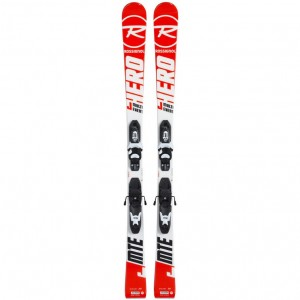 Schiuri Rossignol Hero JR Multi-Event + Kid-X4 B76 2018 K