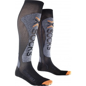 Sosete X-Socks Ski Energizer Light Anthracite/Grey