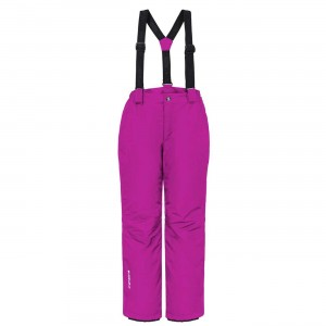 Salopeta Ski Copii Ice Peak Theron Violet
