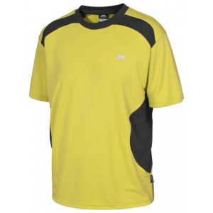 Tricou Barbati Hiking Trespass Sands Lime
