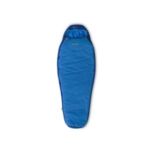 Sac De Dormit Copii Pinguin Savana Junior PFM -15C Regular 150CM Fermoar Dreapta Albastru