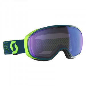Ochelari Schi si Snowboard Scott Fix Blue / Green / Illuminator Blue Chrome