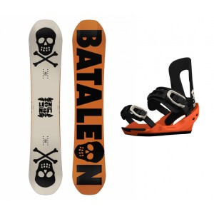 Set Snowboard Barbati Bataleon Blow 2019 + Switchback M sau L