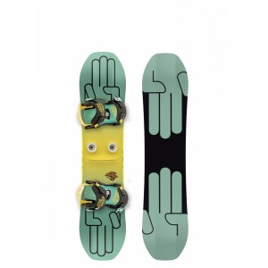 Set Snowboard Juniori Bataleon Mini Shred 2019 + Switchback S