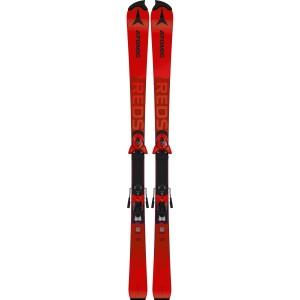 Skiuri cu Legaturi Copii Atomic Redster S9 FIS J-RP2 + Colt 12 Rosu