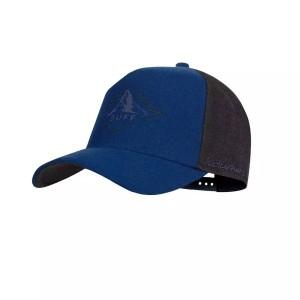 Sapca Casual Unisex Buff Snapback Cap Matterhorn Blue