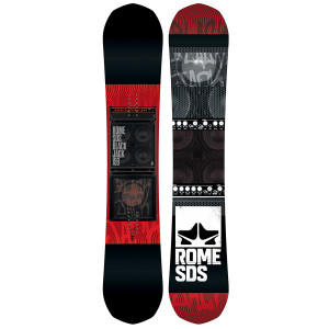 Placa Snowboard Barbati Rome SDS Blackjack 2019