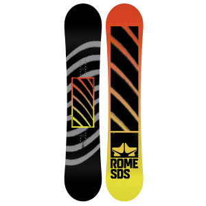 Placa Snowboard Barbati Rome SDS Factory Rocker 2019