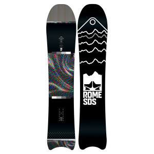 Placa Snowboard Barbati Rome SDS Powder Division MT 2019