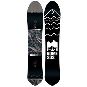 Placa Snowboard Barbati Rome SDS Powder Division PT 2019