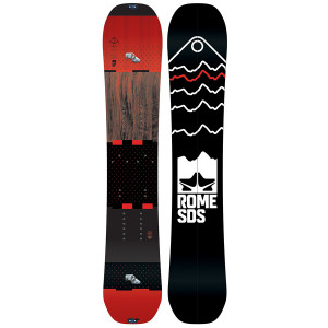 Splitboard Barbati Rome SDS Whiteroom 2019