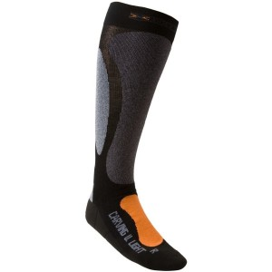 Sosete Schi X-Socks Ski Carving Silver Ultralight M Gri